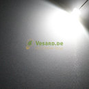 Verkabelte LED 4,8mm Kurzkopf Neutral Weiß 2200mcd - 120°