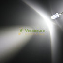 5mm LED Neutral Weiß 25000mcd - 20°