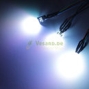 Verkabelte LED 5mm RGB diffuse 4 Pin (Anode +) steuerbar